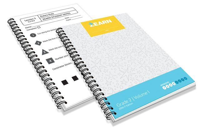 Zearn Student Workbooks and Teacher Answer Keys - Zearn